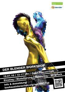 BW0716 Poster